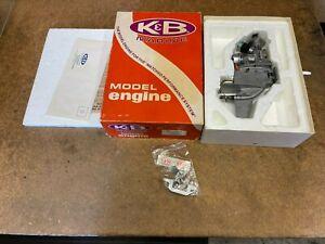 K&B 3.5cc Marine Outboard R/C Model Racing Boat Engine