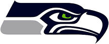 Seattle Seahawks NFL Color Die-Cut Decal / Car Sticker *Free Shipping