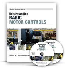 Mike Holt's Understanding Basic Motor Controls DVD Package