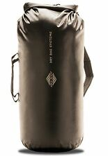 Aqua Quest Mariner 30L Waterproof Backpack Dry Bag Day Pack - Black