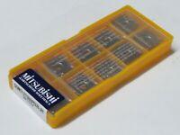 10 pcs MITSUBISHI Carbide inserts SOMT 12T308PEER-JH Grade VP15TF