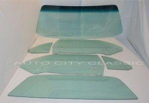 Cuda Glass Hardtop Windshield Door Quarter Back Plym 1970 1971 1972 1973 1974 GT