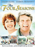 Four Seasons (DVD, 2005) Alan Alda-Carol Burnett-Rita Moreno-SEALED