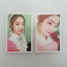 TWICECOASTER : LANE 2 Album Knock Knock DAHYUN Twice Photocard Pink Yellow Set