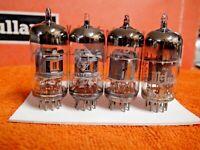 Vintage Telefunken/McIntosh  Ecf82 ~ 6u8 Vacuum Tube  Pro Test  (4 Available)
