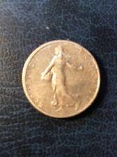 France One Franc, 1916