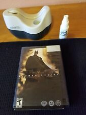 Ps2 Game Batman Begins Free Shipping Tested