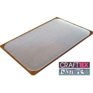 Floortex FRCR2036RA1 20 x 36 in. Ultimate Polycarbonate Table Protector with ...