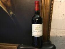 6 bouteilles Château Mandrine Bordeaux  14°vol millésime 2018