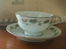 Noritake Cup and Saucer 6449