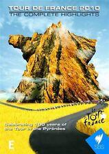 Tour de France 2010 - The Complete Highlights (DVD 3-Disc Set) Brand New (D113)