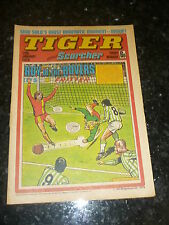 TIGER & SCORCHER - Year 1976 - Date 10/01/1976  Inc Coventry City FC Team Poster