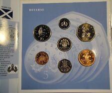 Great Britain 1991 Mint Set