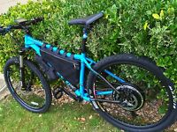 Voodoo Hoodoo 1500W Electric MTB & 60V 18ah Battery. £60 Off. Free UK Delivery