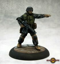 Reaper Miniatures: 50276 Delta Force Commando - Metal Mini