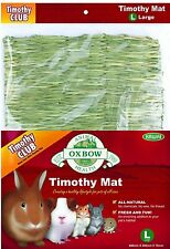 Oxbow Animal Health Grassy Grass Woven Timothy Hay Mat Large Fast Ship To Usa
