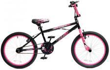 "Zombie Outbreak Girls Freestyle BMX Bike 20"" Wheels Giro 360 Stunt Pegs Kids"