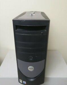 Dell OptiPlex GX280 Retro Desktop PC Pentium 4 3.2 2GB 250GB DVD Windows XP