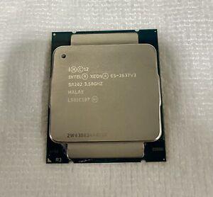 Intel Xeon E5-2637 V3 CPU Quad Core 3.5GHz 15MB SR202 Socket 2011-3 Processor