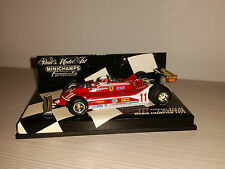 FERRARI 312 T4 J.SCHECKTER WORLD CHAMPION 1979 MINICHAMPS SCALA 1:43