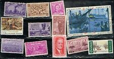 (14-034) 15 Assorted Mint  US  Postage sTamps