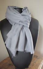 Écharpes et châles à motif étoles gris Cachemire pour femme   eBay 46d7265684b