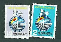 Formosa - Post 1981 Yvert 1344/5 MNH