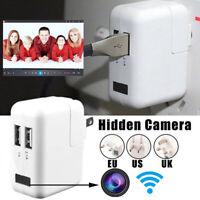 Wifi/no wifi HD 1080P usb wall charger mini IP motion hidden camera security YR