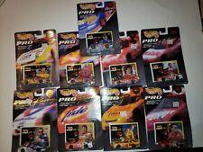 1997 Team Hot Wheels Pro Racing #4, #5,#6,#8,#10,#21,#28,#44, #94, #98 Set of 10