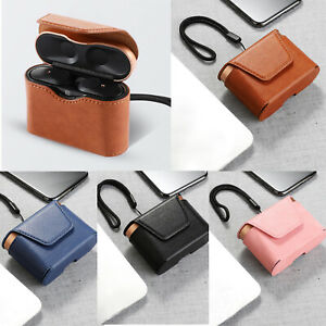 For Sony WF-1000XM3 Headset Case Leather Case Protective Earphone Storage Box