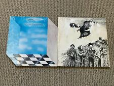 TRAFFIC VINYL LP'S LOT OF 2