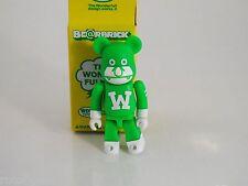 Bearbrick Be@rbrick 100% WDW toys the wonder fullman medicom  W green