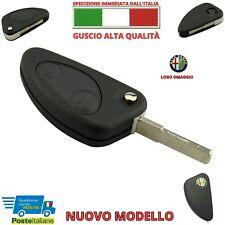 GUSCIO CHIAVE KEY SCOCCA TELECOMANDO COVER ALFA ROMEO 2 TASTI UNITI 147 GT 156