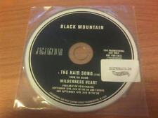 CDs PROMO SINGLE BLACK MOUNTAIN THE HAIR SONG JAGJAGUWAR PS 2010