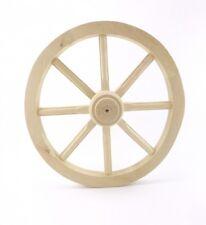 Cart Wagon Wheel 30cm 40cm 50cm 60cm 70cm 80cm  Solid Wood Best Quality Detai...