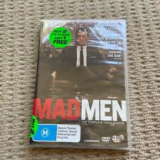 Mad Men : Season 3 region 4 series tv dvd
