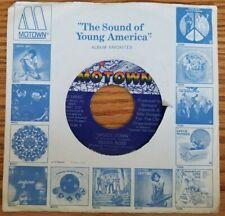 Vintage 45 rpm Diana Ross Upside Down & Friend to Friend Motown M1494F '80