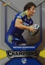 2011 NRL SELECT CHAMPIONS EELS NATHAN HINDMARSH SILVER PARALLEL SP117 FREE POST