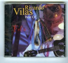 RICARDO VILAS CD (NEW) BEST OF - FELIZ