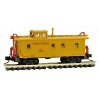 Union Pacific 34' Wood Sheathed Caboose Micro-Trains MTL #050 00 101 N-Scale