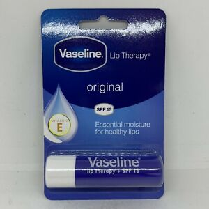 Vaseline Lip Therapy Original Lip Balm, 4 g
