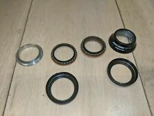 """Campagnolo Record Carbon Headset 1 1/8"""" bicycle head set with bearings"""