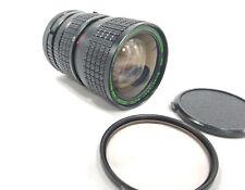 Quantaray MC Auto Zoom 28-80mm f/1:3.5-4.5 Macro for Lens for Canon FD Mount