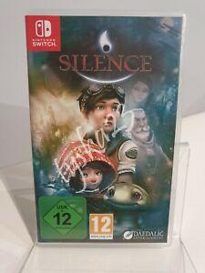 Silence Nintendo Switch Fast Post Christmas Birthday