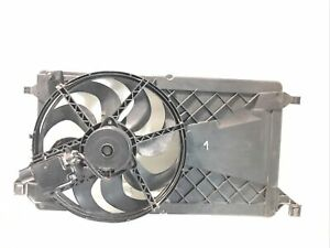 Ford Focus C Max engine cooling fan 5m5h-8c607-ad genuine 1.8 tdci 2004 year