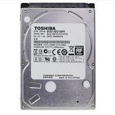 """Toshiba MQ01ABD100M 1TB 5400 RPM SATA 6.0Gb/s 2.5"""" Laptop HDD Hard Disk Drive"""