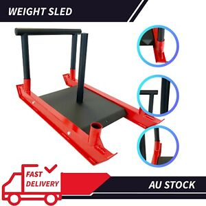 Fitness Power Speed Sled Weight Training Running Crossfit Strength