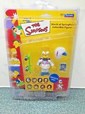 Uk Exclusive The Simpsons Daredevil Bart WOS Figure World Of Springfield ProTech