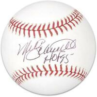 "Rawlings Mike Schmidt Philadelphia Phillies Signed Baseball with ""HOF 95"" Insc"