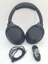 Sony WH-1000XM3 Noise Cancelling Headphones #36 **READ FULL DESCRIPTION 1ST**
